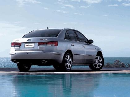 2005 Hyundai Beijing Sonata NF 2.4S chinese version 11