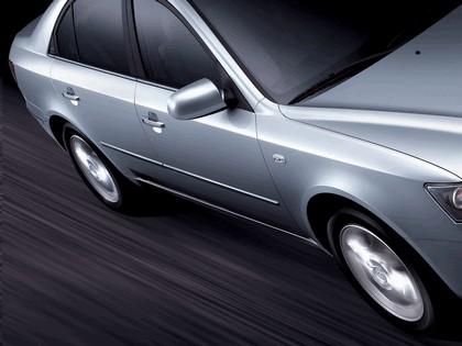 2005 Hyundai Beijing Sonata NF 2.4S chinese version 12