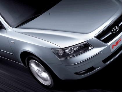 2005 Hyundai Beijing Sonata NF 2.4S chinese version 13