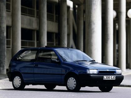 1993 Fiat Tipo 3-door - UK version 1