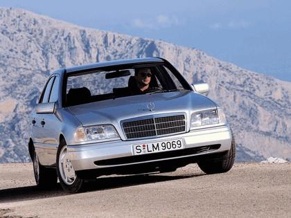 1993 Mercedes-Benz C280 ( W202 ) 2