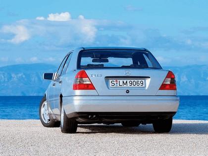 1993 Mercedes-Benz C280 ( W202 ) 3