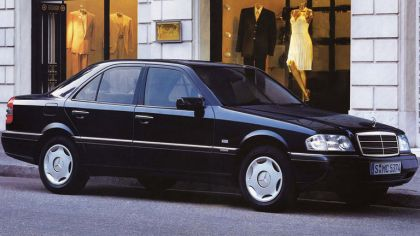 1993 Mercedes-Benz C280 ( W202 ) 4