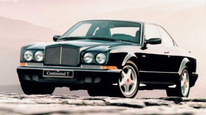 1996 Bentley Continental T 5