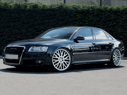 2006 Audi A8 by Project Kahn 1