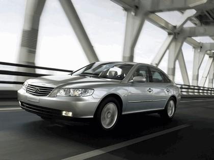 2005 Hyundai Grandeur V6 7