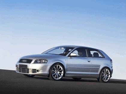 2008 Audi A3 ( 8P ) by Sportec 1