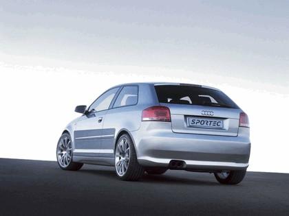 2008 Audi A3 ( 8P ) by Sportec 2