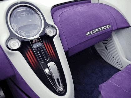 2005 Hyundai Portico concept 16