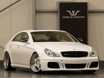 2009 Mercedes-Benz CLS55 ( C19 ) by Wheelsandmore 5