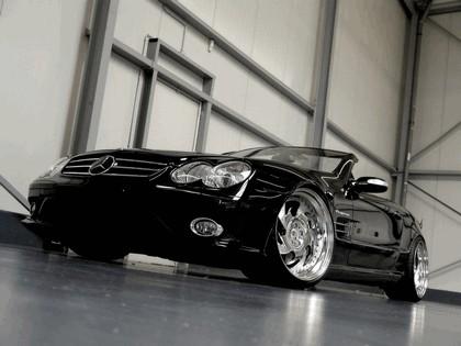 2009 Mercedes-Benz SL55 ( R230 ) AMG by Wheelsandmore 2