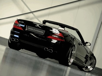 2009 Mercedes-Benz SL55 ( R230 ) AMG by Wheelsandmore 4