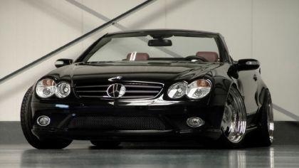 2009 Mercedes-Benz SL55 ( R230 ) AMG by Wheelsandmore 1