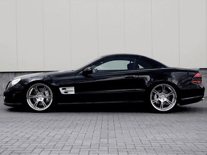 2009 Mercedes-Benz SL63 AMG by Wheelsandmore 3