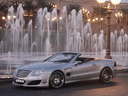 2009 Mercedes-Benz SL ( R230 ) Sport Edition by Asma Design 1