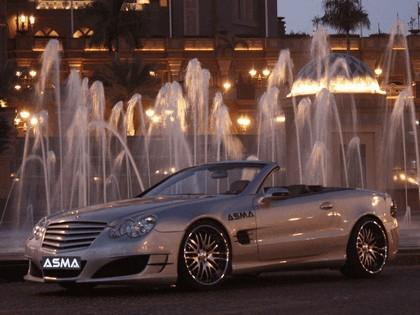 2009 Mercedes-Benz SL ( R230 ) Sport Edition by Asma Design 2