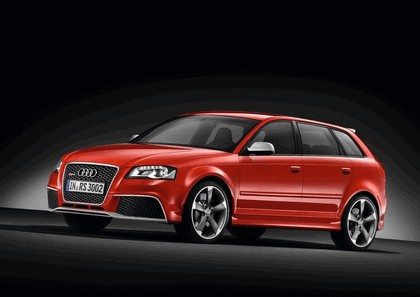 2010 Audi RS3 Sportback 5