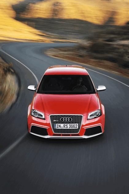 2010 Audi RS3 Sportback 11
