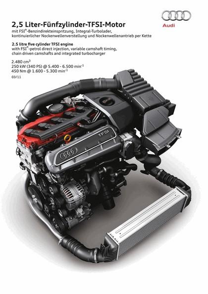 2010 Audi RS3 Sportback 24