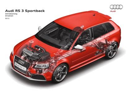 2010 Audi RS3 Sportback 27