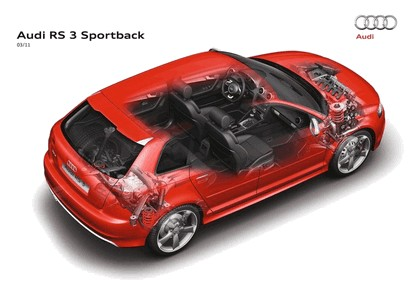 2010 Audi RS3 Sportback 28
