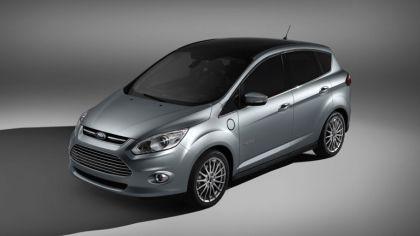 2010 Ford C-max Energi 9