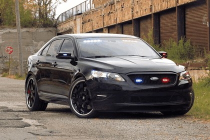 2010 Ford Stealth Police Interceptor concept 1