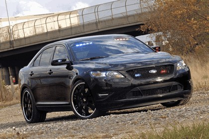 2010 Ford Stealth Police Interceptor concept 2
