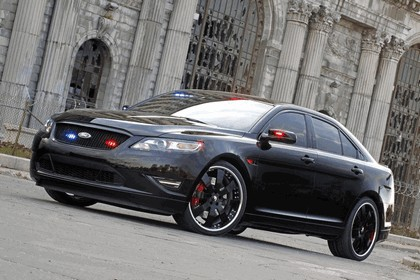 2010 Ford Stealth Police Interceptor concept 6