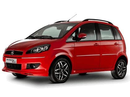 2010 Fiat Idea Sporting 1