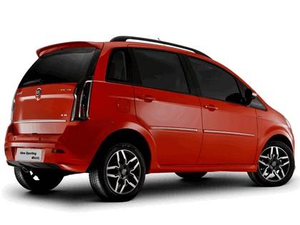 2010 Fiat Idea Sporting 2