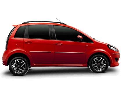 2010 Fiat Idea Sporting 3