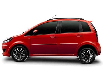 2010 Fiat Idea Sporting 4
