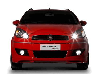 2010 Fiat Idea Sporting 5