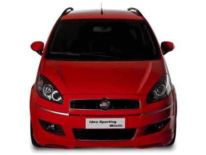 2010 Fiat Idea Sporting 7