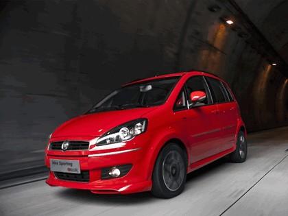 2010 Fiat Idea Sporting 11