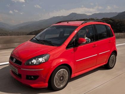 2010 Fiat Idea Sporting 14