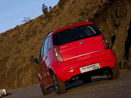 2010 Fiat Idea Sporting 17