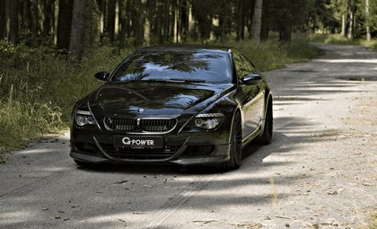 2010 G-Power M6 Hurricane RR ( based on BMW M6 ) 1
