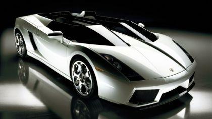 2005 Lamborghini Concept S 9