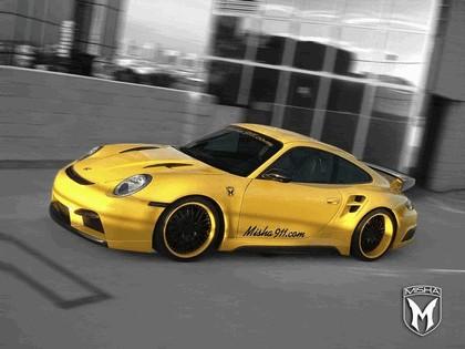 2010 Porsche 911 ( 997 ) turbo GTM by Misha 2