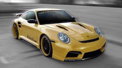 2010 Porsche 911 ( 997 ) turbo GTM by Misha 3