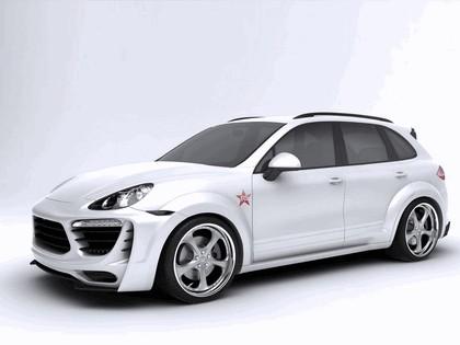 2010 Porsche Cayenne Radical Star by Met-R 1