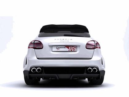 2010 Porsche Cayenne Radical Star by Met-R 4