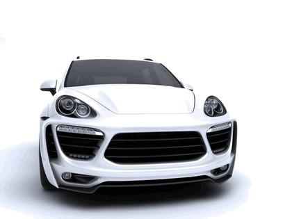 2010 Porsche Cayenne Radical Star by Met-R 6