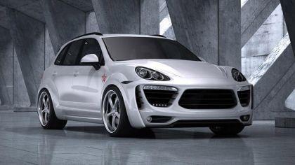 2010 Porsche Cayenne Radical Star by Met-R 5