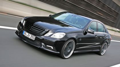 2010 Vaeth V35 ( based on Mercedes-Benz E-klasse W212 ) 2