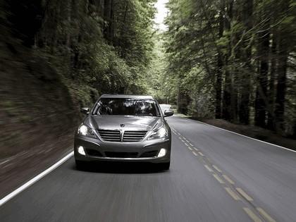 2010 Hyundai Equus - USA version 11
