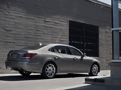2010 Hyundai Equus - USA version 13