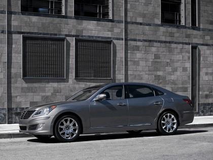 2010 Hyundai Equus - USA version 14